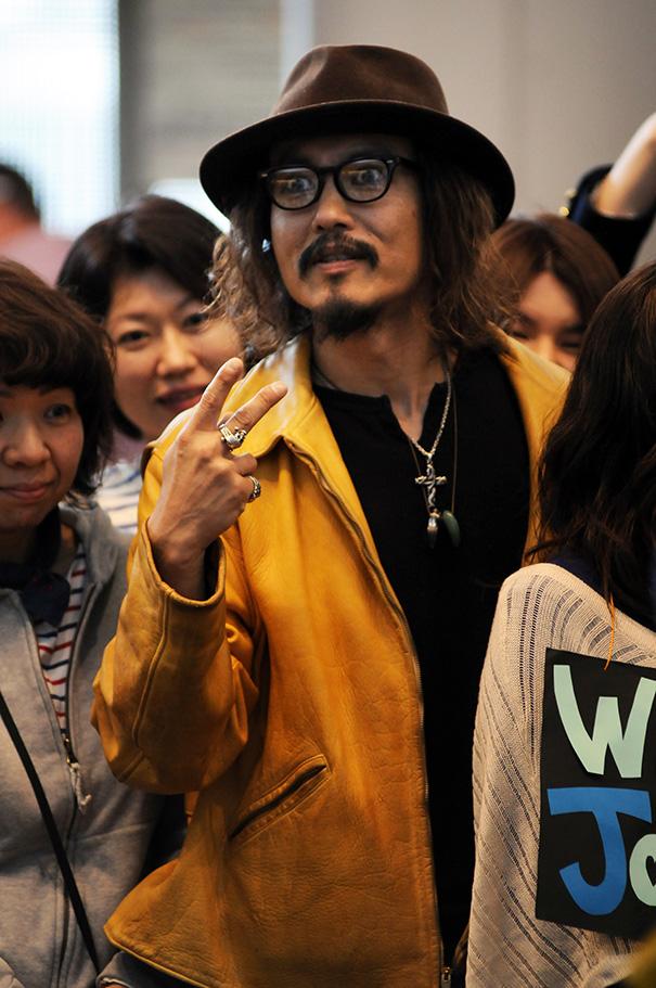 Japanese Johnny Depp