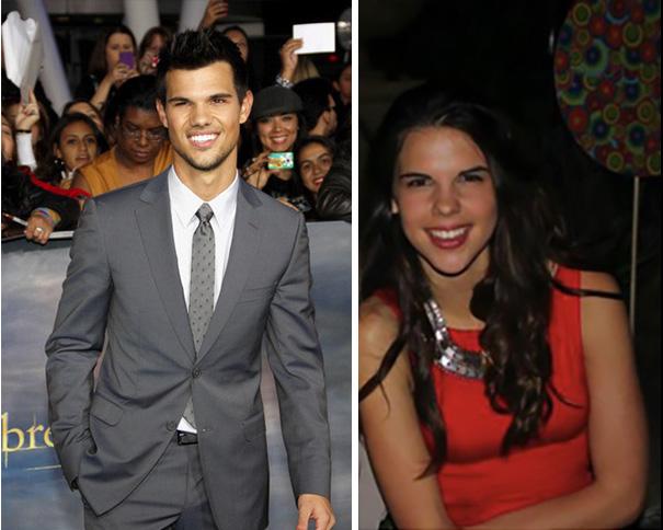 Female Taylor Lautner