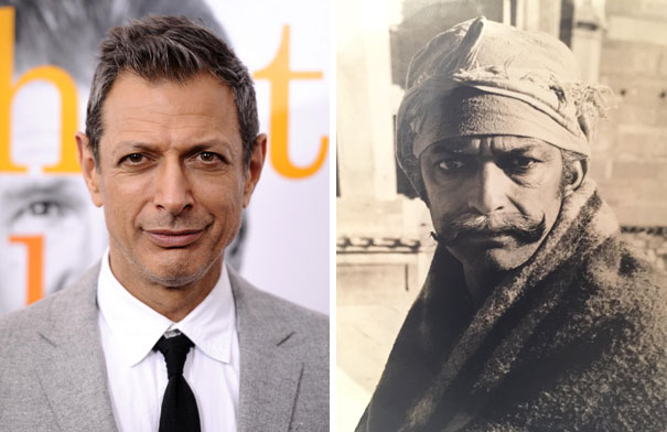 Jeff Goldblum's Indian Doppleganger
