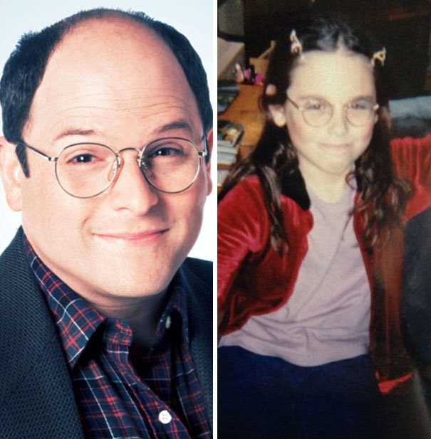 Jason Alexander And His Young Doppelganger