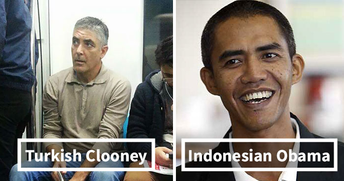 71 Celebrity Lookalikes You Won't Believe Are From Different Countries