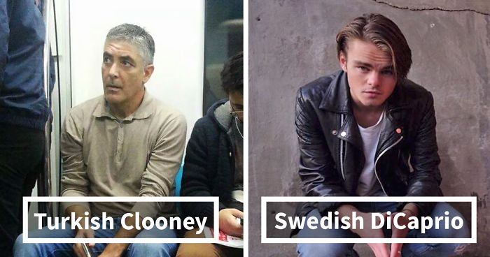 10+ Celebrity Lookalikes You Won't Believe Are From Different Countries