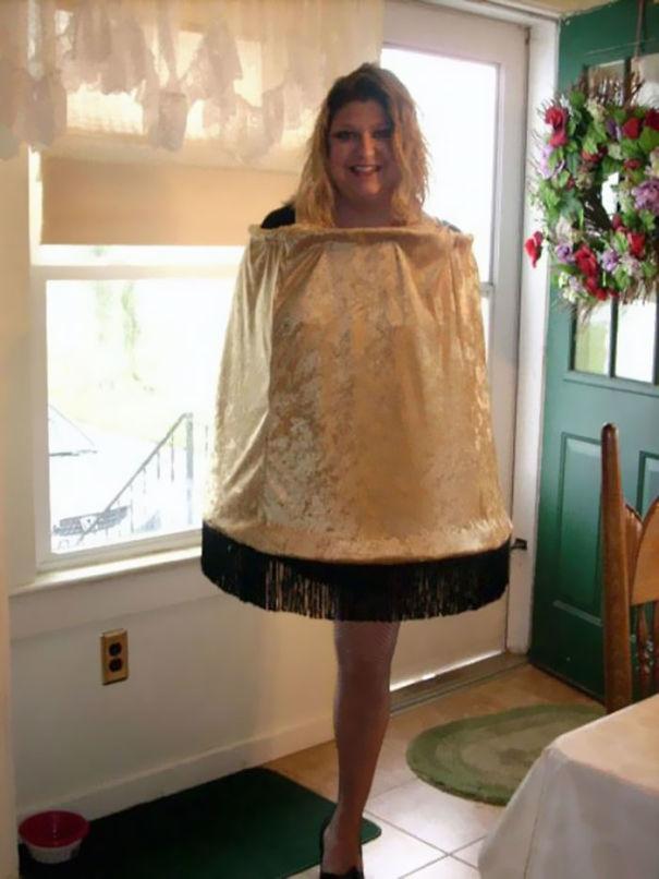 Genius 'Christmas Story' Leg Lamp Costume