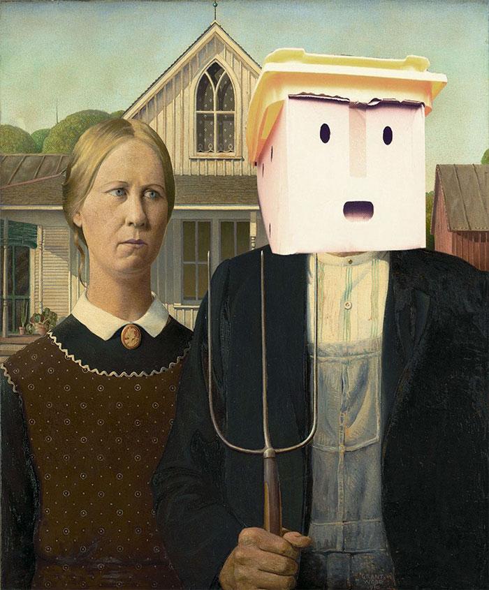 American Gothbin