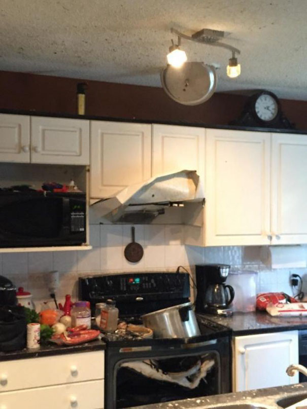 10+ Of The Worst Kitchen Fails Ever | Bored Panda