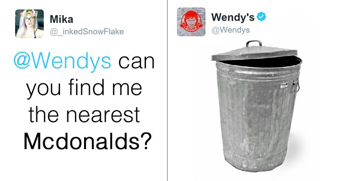Wendy's Is Roasting People On Twitter, And It's Just Too Funny
