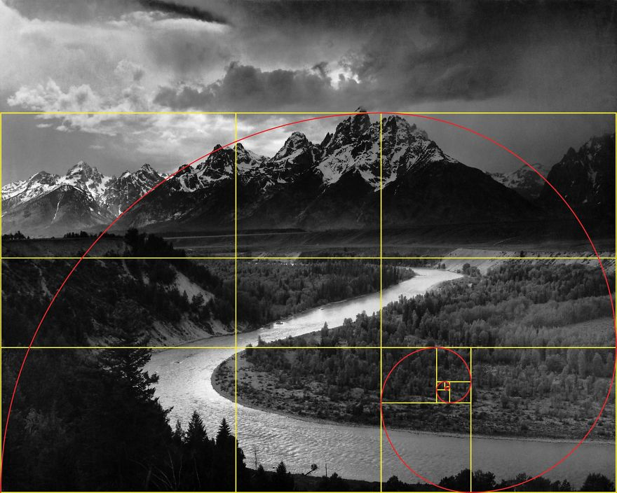 Golden Ratio Photography