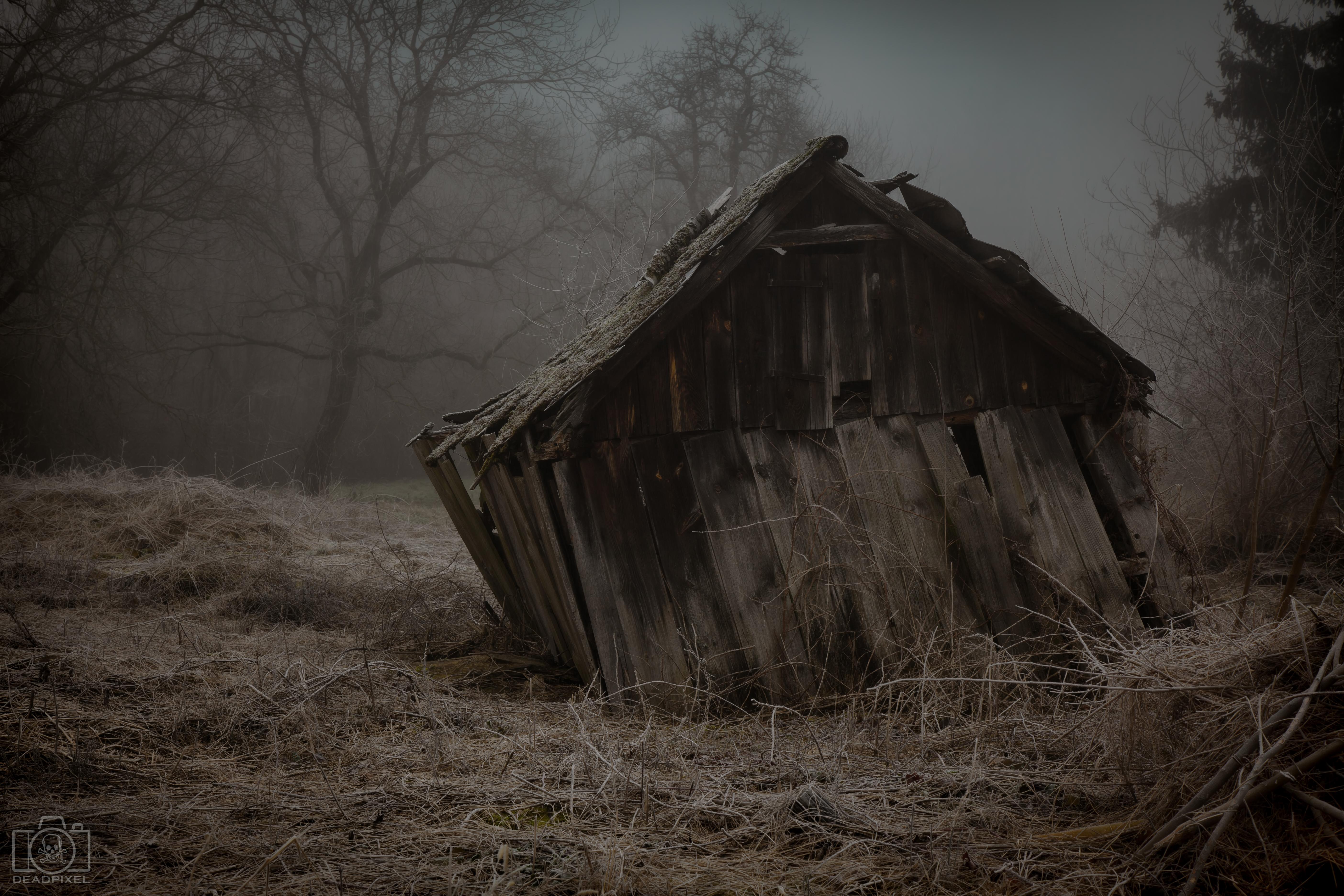 I Like To Photograph Abandoned Places