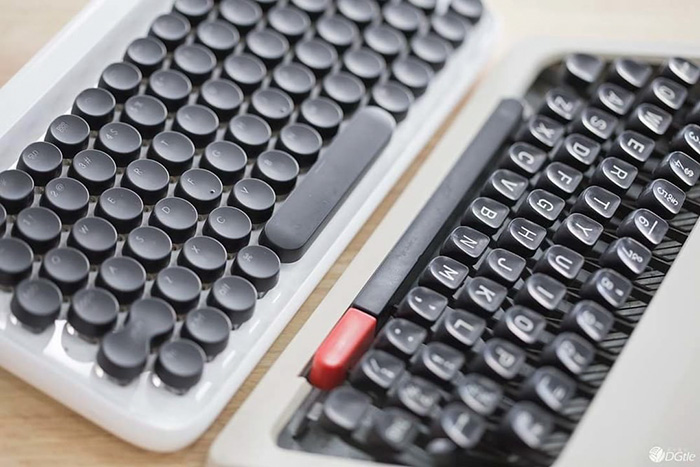 hipster-retro-typewriter-keyboard-lofree-v26