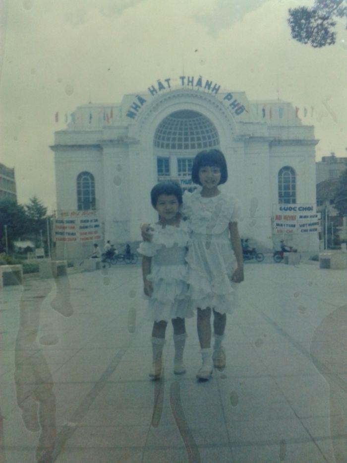 Sai Gon, Vietnam In 1993