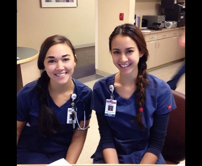Met My Doppelgänger At Work! She Was Hired To The Same Unit 3 Months Before Me