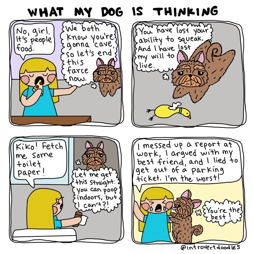 12 Comics For Pet-Obsessed People