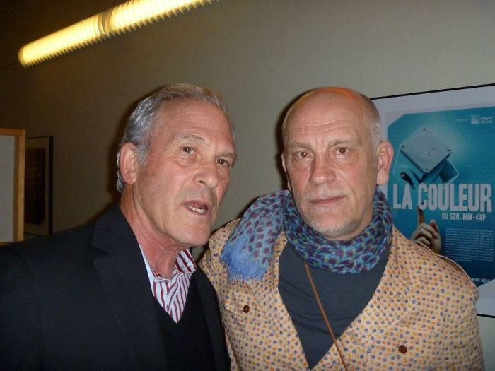 My Dad Met His Doppelgänger Who Just So Happens To Be John Malkovich…