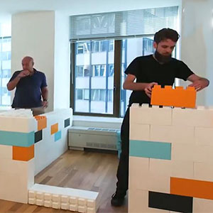 Real-Life Lego Bricks For Adults