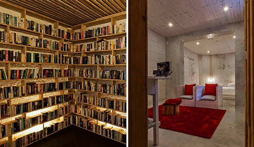 literary-man-hotel-50000-books-portugal -15