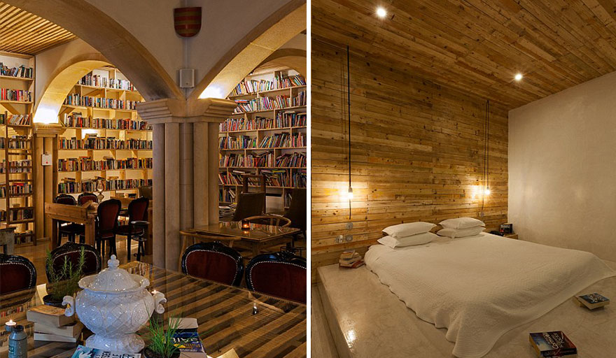 literary-man-hotel-50000-books-portugal -4