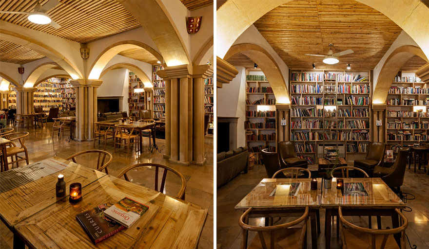 literary-man-hotel-50000-books-portugal -5