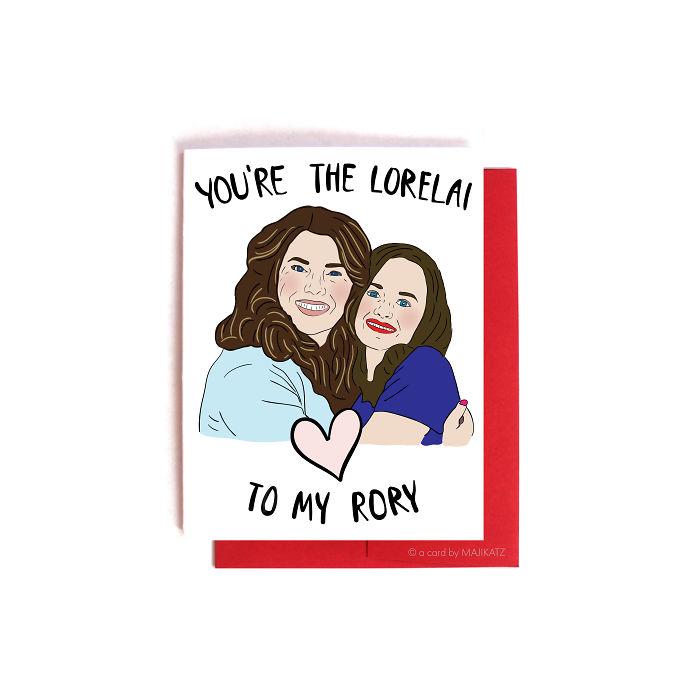 Lorelai To My Rory