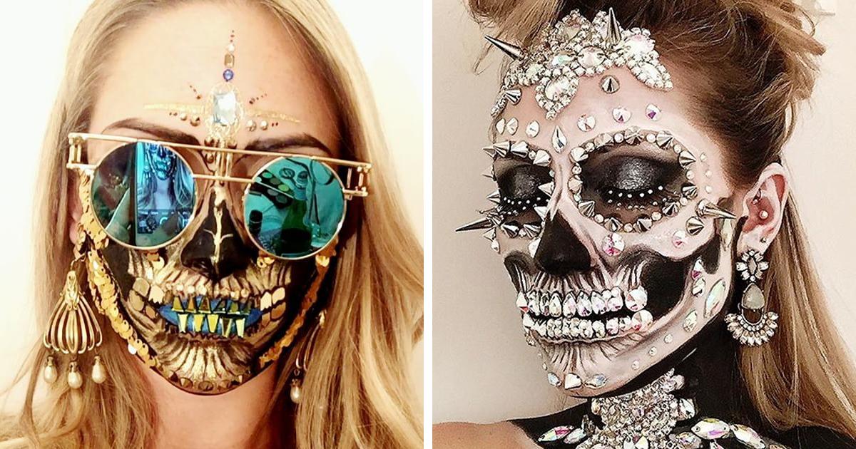 Vinessa Davis Badass Face Art By Van...