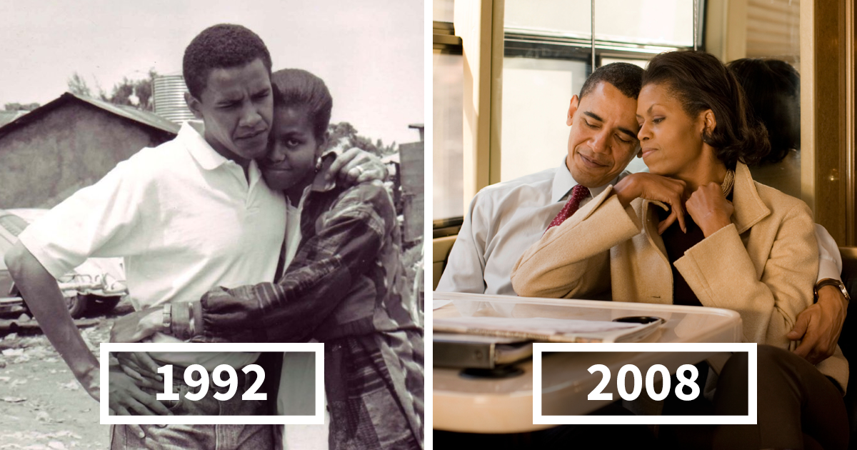 Celebrate Michelle Obama's 53rd Birthday With These Intimate Photos Of Michelle & Barack Obama's Love