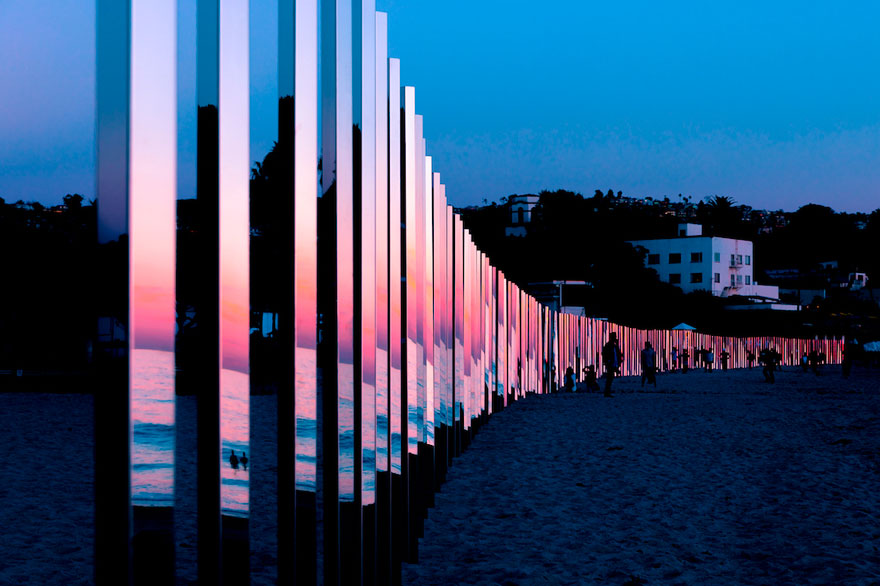 mirror-installation-quarter-mile-arc-phillip-k-smith-III-laguna-beach-5
