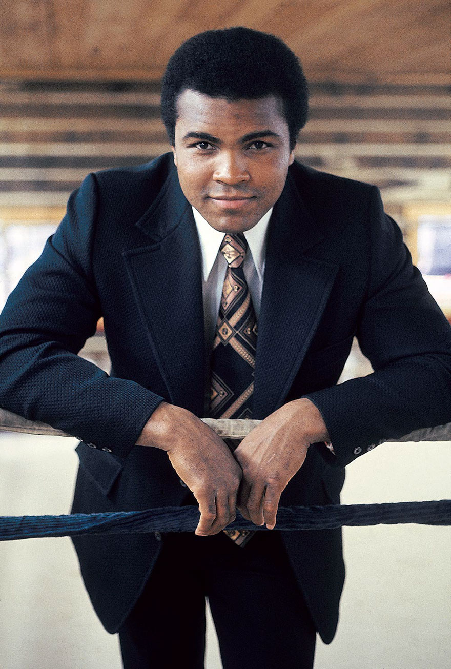 Heavyweight Boxing Champion Muhammad Ali Is Photographed At His Deer Lake, Pa Training Camp In June Of 1974