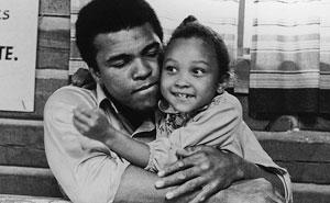 15 Curiosas fotos de Muhammad Ali para celebrar su 75º cumpleaños