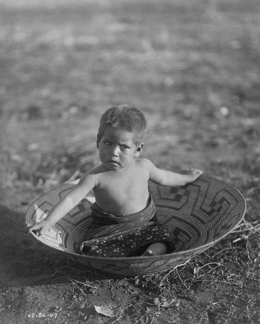 Maricopa Child, 1907