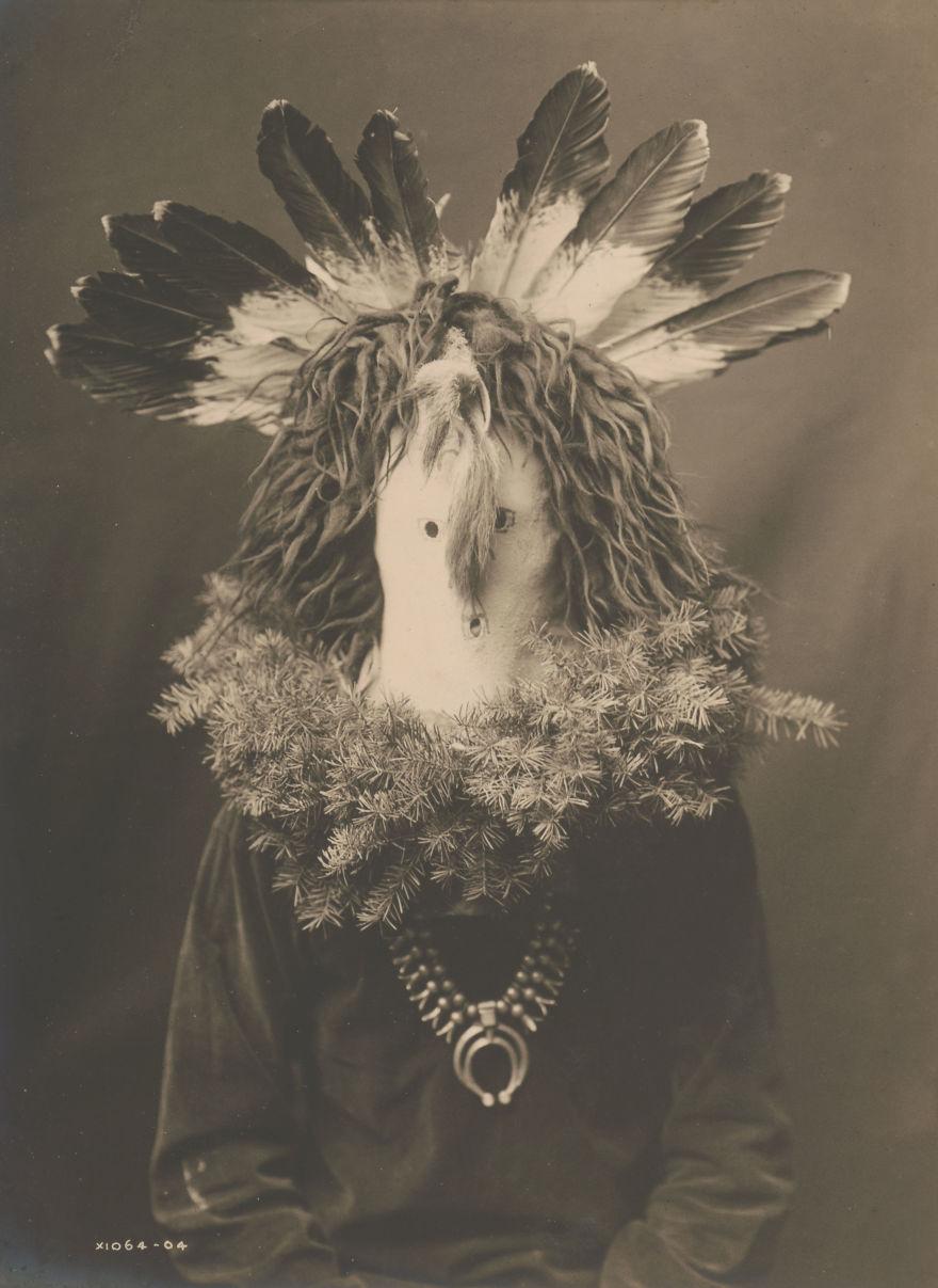 Navajo Man, 1904