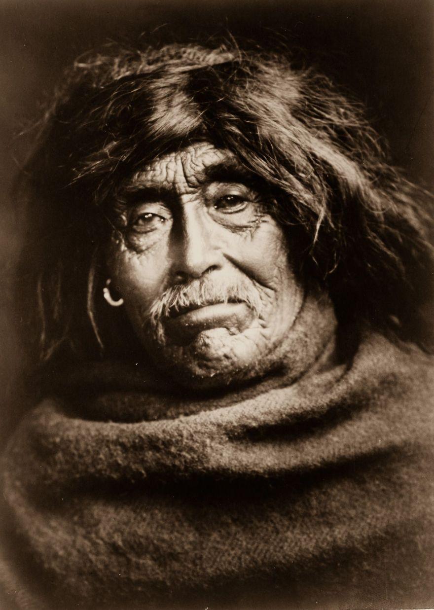 Mowakiu, A Tsawatenok Man, 1914