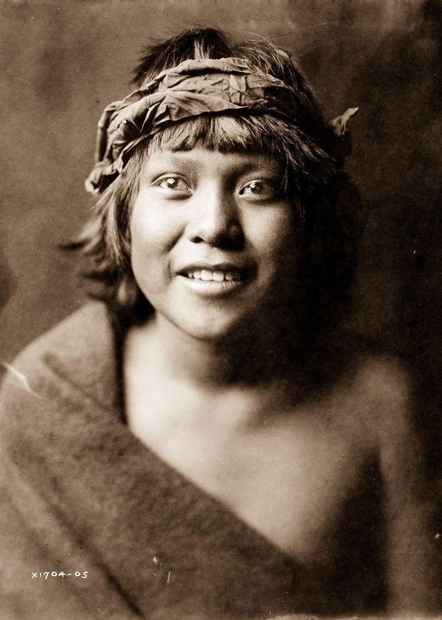 "Okuwa-tsire, Also Known As ""cloud Bird,"" Of The San Ildefonso Pueblo, 1903"