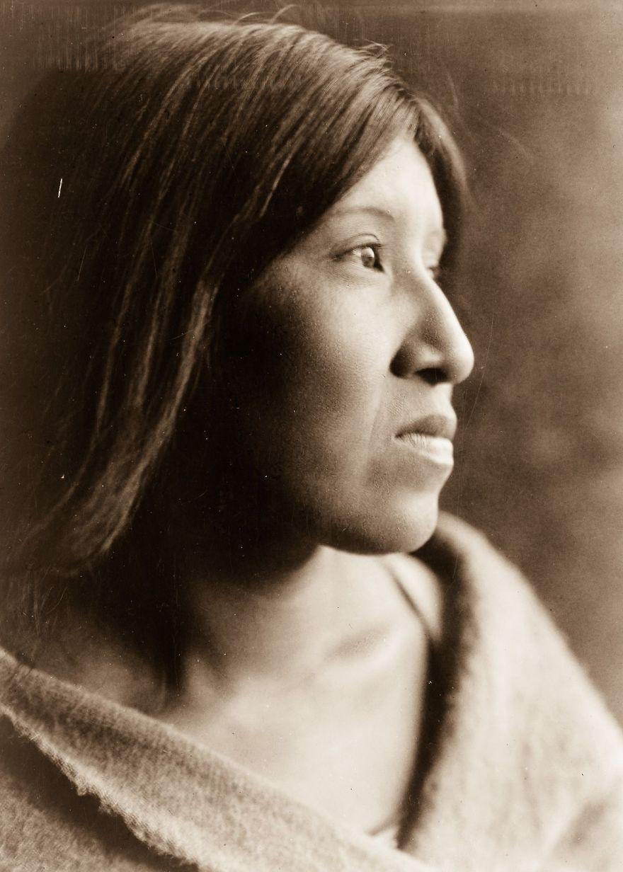 A Cahuilla Woman, 1924
