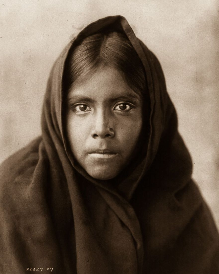 A Qahatika Girl, 1907