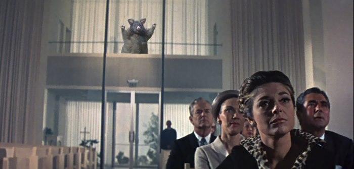 """elaine! Elaine!"" - The Graduate (1967)"