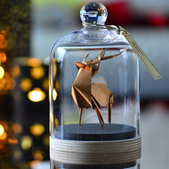 Copper Deer