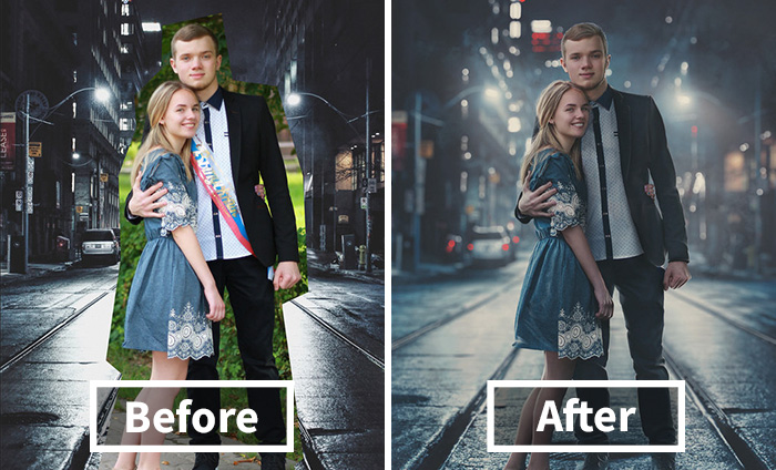 This Russian Photoshop Master's Skills Will Blow Your Mind