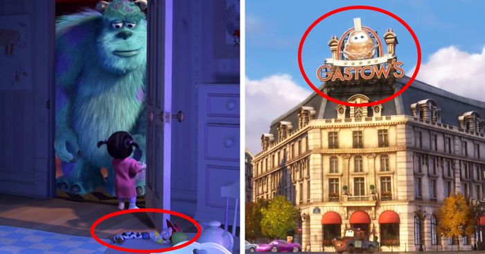 Pixar Just Released A Video That Proves All Their Movies Are