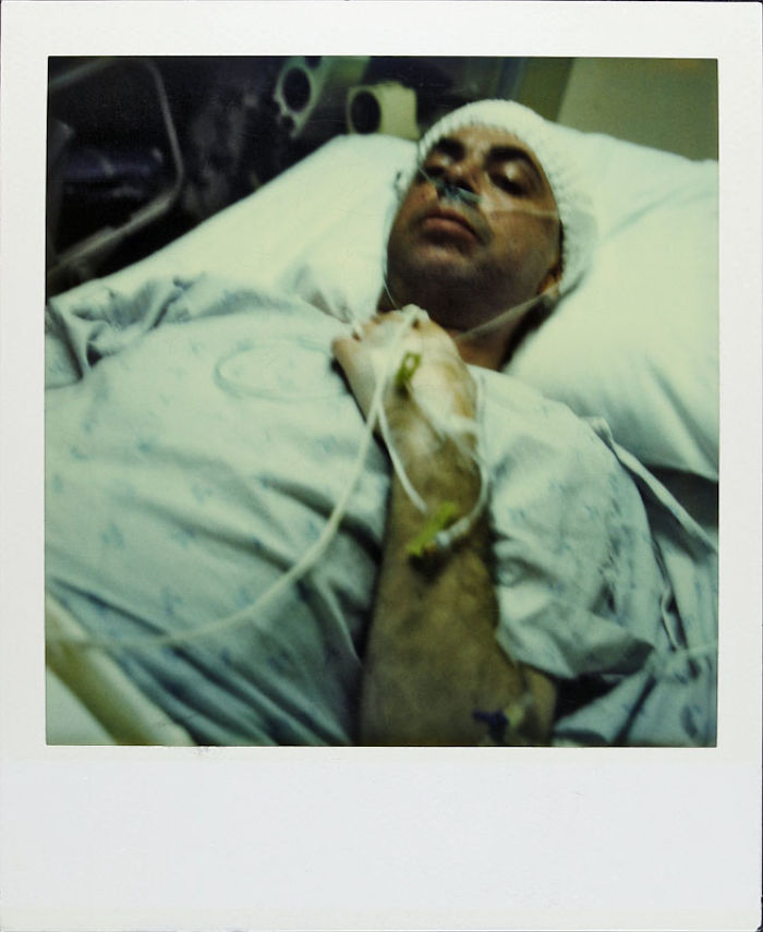 This Man Took A Polaroid Every Day For 18 Years Until The Day He Died, And It'll Break Your Heart
