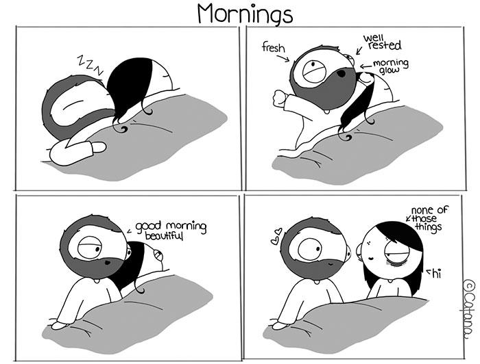 Relationship Comics