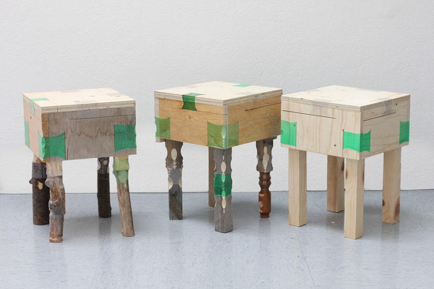 shrunken-plastic-bonding-furniture-joining-bottles-micaella-pedros-14