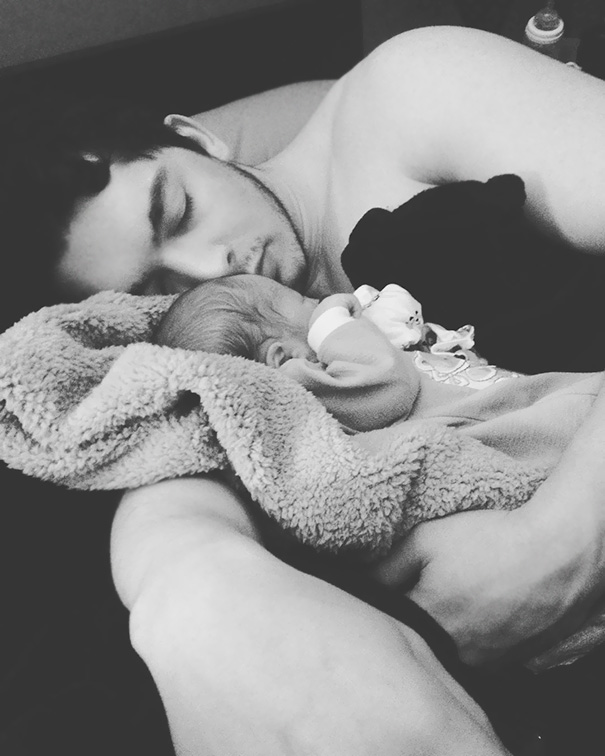 Those Naps With A Tiny Newborn Are One Of The Most Special Moments For Me