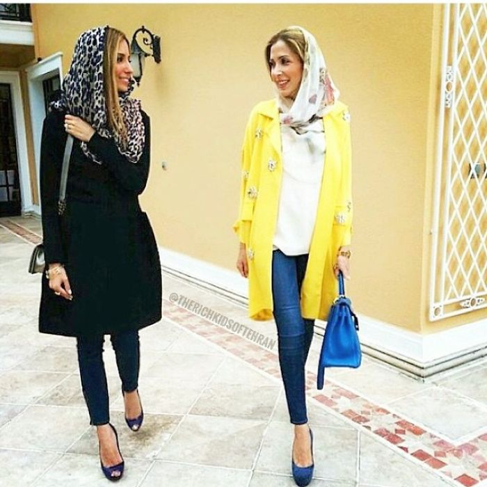 25 Photos Of Iran S Street Fashion That Will Destroy Your Stereotypes Bored Panda