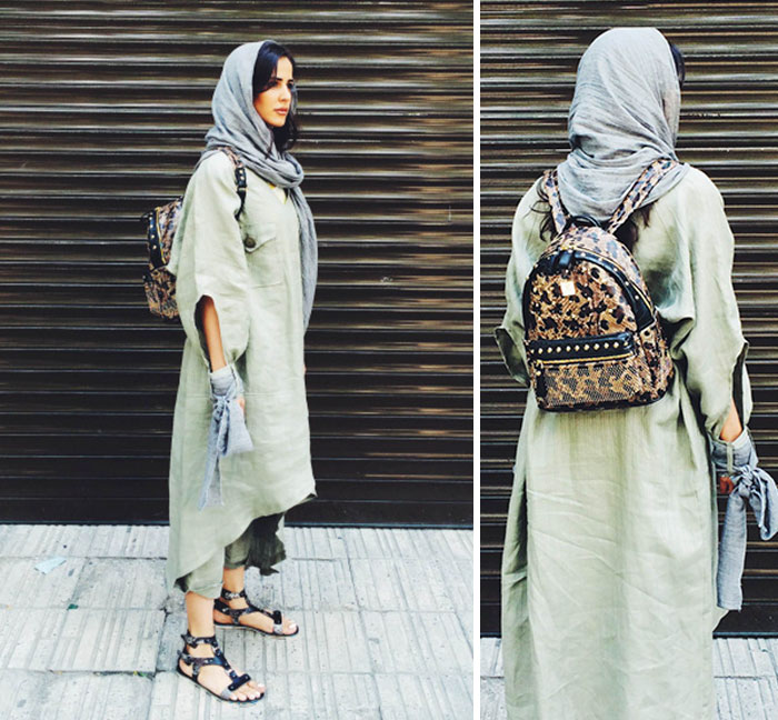 Fashion: 10+ Photos Of Iran's Street Fashion That Will Destroy Your