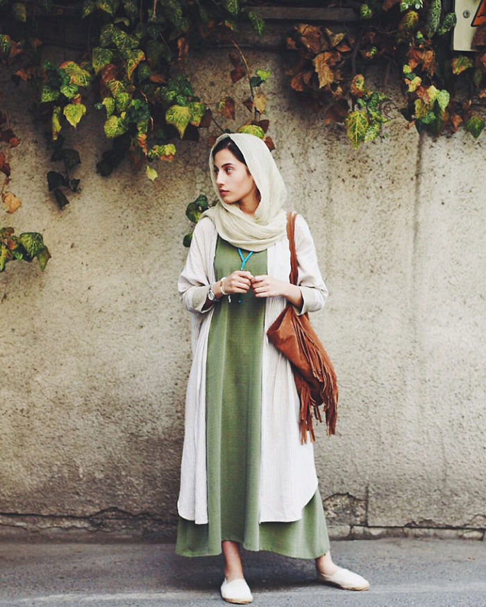Girls Fashion Styles: 10+ Photos Of Iran's Street Fashion That Will Destroy Your