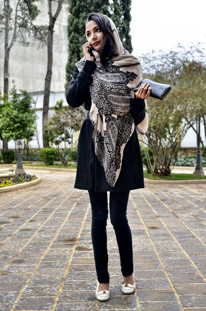 Tehran Women Street Style