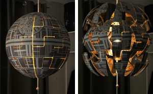 I Turned IKEA Lamp Into A Death Star