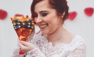 My Friend Just Got Married... To A Pizza