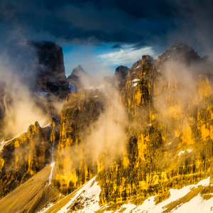 I Photographed The Beautiful Dolomites In All Seasons