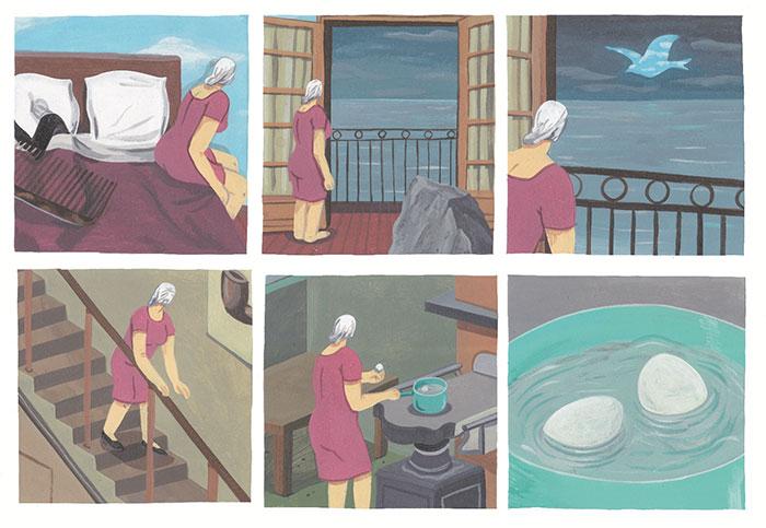 Magritte, Vu Par