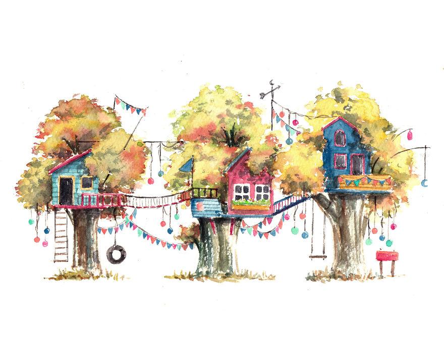 Neighborhood, Rowhouse